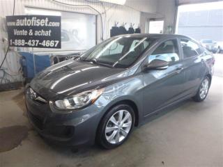 Used 2012 Hyundai Accent GLS for sale in St-raymond, QC