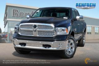 New 2018 RAM 1500 2018 RAM 1500 Laramie 3.0L Ecodiesel V6 4x4 Crew Cab 5' 7