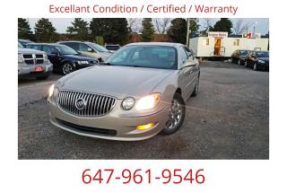 Used 2008 Buick Allure CXL for sale in Mississauga, ON