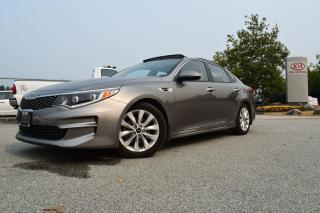 Used 2016 Kia Optima EX LEATHER/ROOF/NAVI for sale in Quesnel, BC