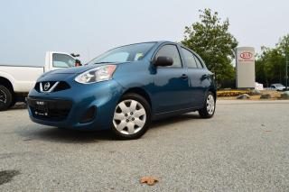 Used 2015 Nissan Micra MT/BASE for sale in Quesnel, BC