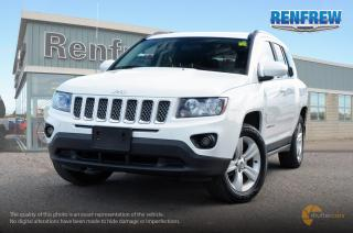 Used 2014 Jeep Compass 2014 Jeep Compass Sport/North 4x4 SUV for sale in Renfrew, ON
