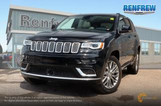 New 2018 Jeep Grand Cherokee 2018 Jeep Grand Cherokee Summit EcoDiesel 4x4 SUV for sale in Renfrew, ON