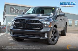 New 2018 RAM 1500 ST for sale in Renfrew, ON