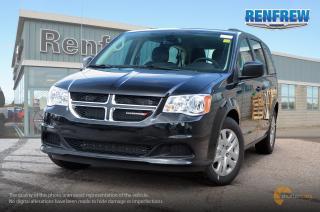 New 2018 Dodge Grand Caravan CVP/SXT 2018 Dodge Grand Caravan CVP Canada Value Package minivan for sale in Renfrew, ON