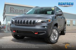 New 2019 Jeep Cherokee 2019 Jeep Cherokee Trailhawk 4x4 SUV for sale in Renfrew, ON