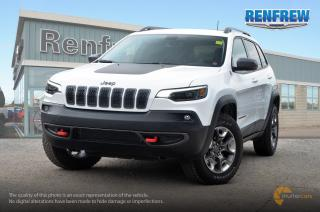 New 2019 Jeep Cherokee 2019 Jeep Cherokee Trailhawk 4x4 SUV for sale in Renfrew, ON