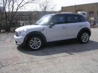 Used 2012 MINI Cooper Countryman AMAZING CONDITION! WOW! for sale in Richmond Hill, ON
