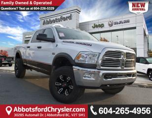 Used 2013 RAM 2500 Power Wagon *ACCIDENT FREE* *LOCALLY DRIVEN* for sale in Abbotsford, BC