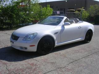 Used 2003 Lexus SC 430 Pearl White! Shines Like New! for sale in Richmond Hill, ON