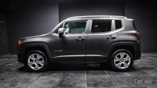 Used 2017 Jeep Renegade Limited HEATED SEATS & WHEEL | HANDS FREE | PUSH TO START | DUAL CLIMATE for sale in Kingston, ON