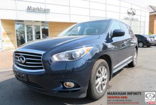 Used 2015 Infiniti QX60 PREMIUM|NAVIGATION|SUNROOF|360 CAMERA|BOSE AUDIO for sale in Unionville, ON