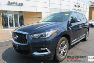 Used 2016 Infiniti QX60 Certified Pre-Owned, 6 years 160000 kms warranty, Sunroof, Backup Camera for sale in Unionville, ON