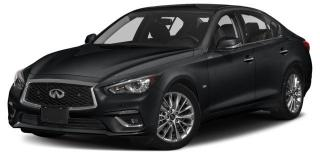 Used 2018 Infiniti Q50 3.0t Signature Edition for sale in Unionville, ON