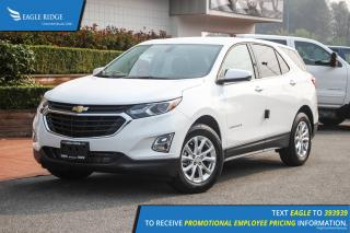 New 2019 Chevrolet Equinox LT Backup Camera, Heated Seats for sale in Port Coquitlam, BC