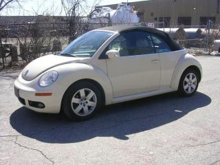 Used 2007 Volkswagen Beetle Cabriolet for sale in Richmond Hill, ON