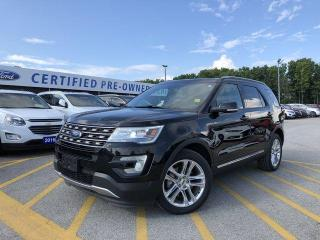 Used 2017 Ford Explorer XLT for sale in Barrie, ON