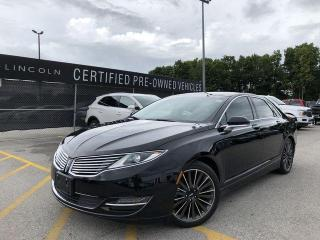 Used 2016 Lincoln MKZ Hybrid Base |Bluetooth|Navigation|Remote Start|Heated&Cooled Seats|Cruise| for sale in Barrie, ON