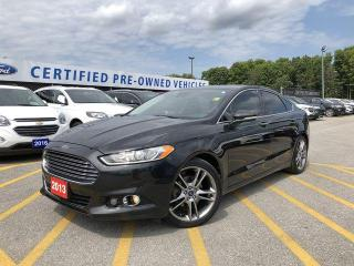 Used 2013 Ford Fusion Titanium for sale in Barrie, ON