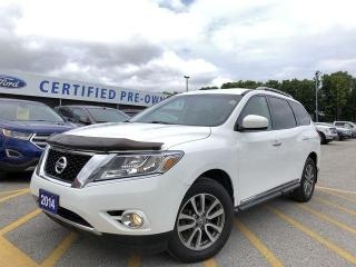 Used 2014 Nissan Pathfinder SL for sale in Barrie, ON