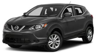 New 2018 Nissan Qashqai S FWD CVT (2) for sale in Scarborough, ON