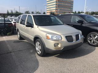 Used 2008 Pontiac Montana Sv6 FWD for sale in Ajax, ON