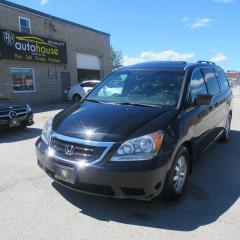 Used 2010 Honda Odyssey EXL, 8 PASSENGER, LEATHER, SUNROOF, POWER SLIDING DOORS, POWER WINDOWS for sale in Newmarket, ON