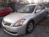 Photo of Silver 2007 Nissan Altima