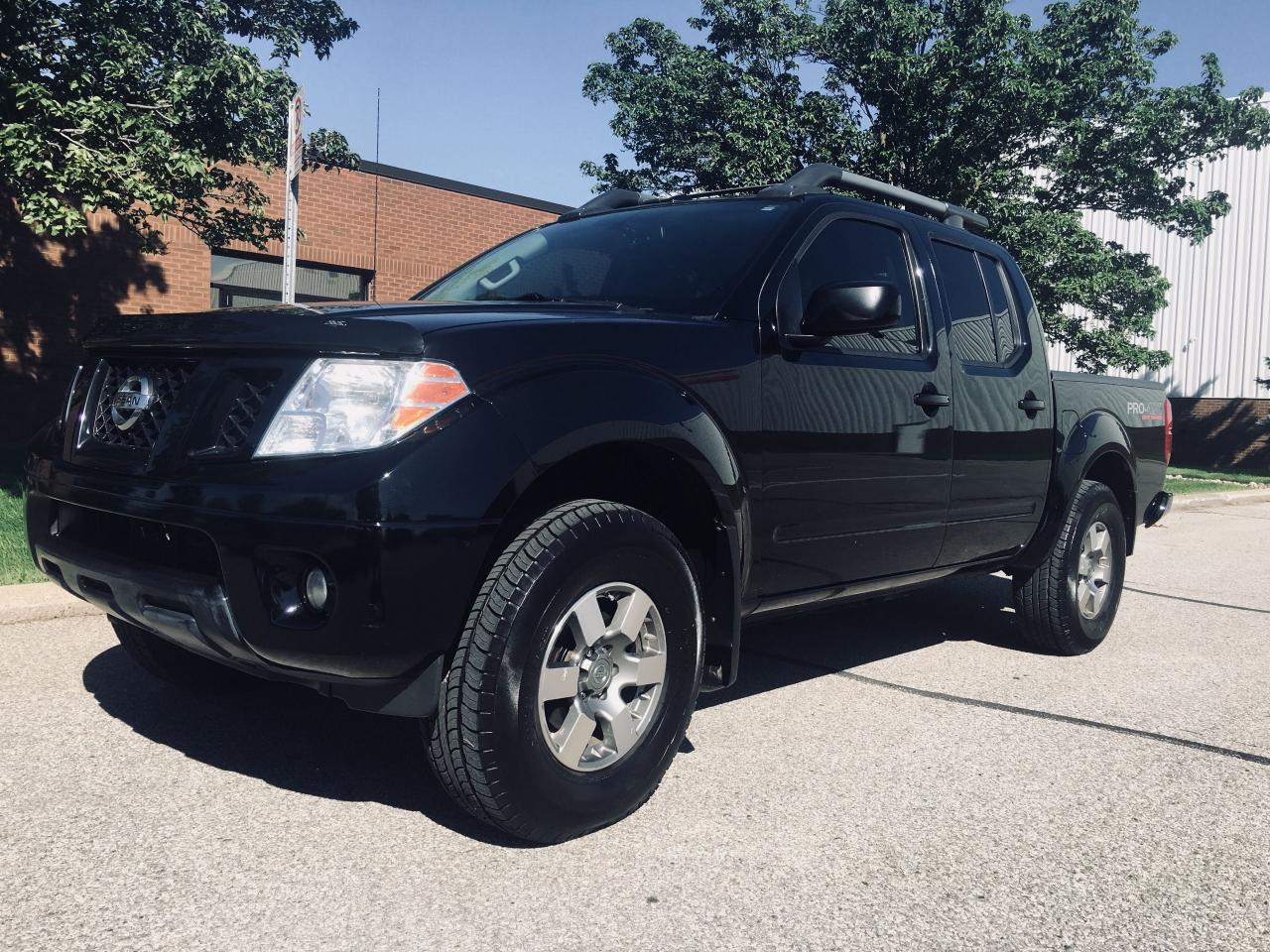 2012 Nissan Frontier. PRO 4X ...