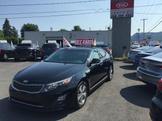 Used 2016 Kia Optima Hybrid EX **HYBRIDE WOW** for sale in Mcmasterville, QC