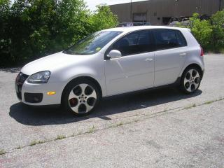 Used 2008 Volkswagen GTI Leather Seats! for sale in Richmond Hill, ON