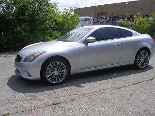 Used 2011 Infiniti G37X  Sport for sale in Richmond Hill, ON