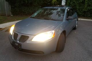 Used 2009 Pontiac G6 SE for sale in Mississauga, ON