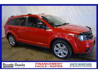 Used 2016 Dodge Journey Ltd +7 Places, Dvd for sale in Granby, QC