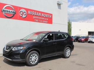 New 2018 Nissan Rogue S: Blind Spot Warning, Heated Front Seats, RearView Monitor, Apple CarPlay/Android Auto, Remote Starter for sale in Edmonton, AB