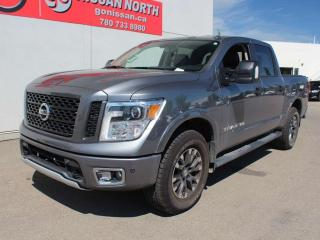 Used 2018 Nissan Titan Pro-4X for sale in Edmonton, AB