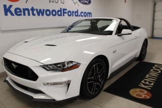 Used 2019 Ford Mustang 3 MONTH DEFERRAL! *oac | GT | Convertible | Roll Bar | 6Speed for sale in Edmonton, AB
