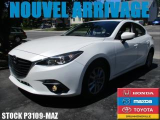 Used 2014 Mazda MAZDA3 Sport GS-Sky for sale in Drummondville, QC