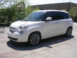 Used 2014 Fiat 500 L Sport for sale in Richmond Hill, ON