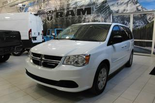 Used 2016 Dodge Grand Caravan SXT STOW'N'GO BAS KM for sale in Laval, QC