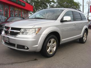 Used 2010 Dodge Journey SXT for sale in London, ON