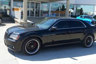 Used 2012 Chrysler 300 C HEMI IT'S A HEMI / LOADED / NO PAYMENTS FOR 6 MONTHS !! for sale in Tilbury, ON