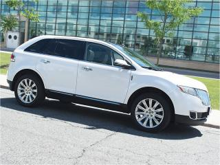 Used 2013 Lincoln MKX AWD|NAVI|REARCAM|PANOROOF for sale in Toronto, ON