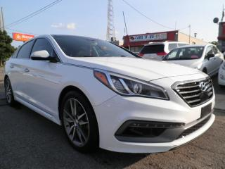 Used 2016 Hyundai Sonata 2.0L SPORTS ULTIMATE  TOP OF THE LINE for sale in Brampton, ON