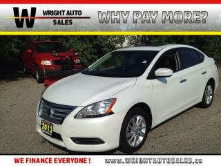Used 2013 Nissan Sentra SV|SUNROOF|BLUETOOTH|110,168 KMS for sale in Cambridge, ON