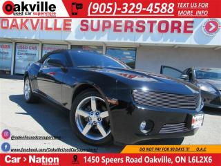 Used 2011 Chevrolet Camaro 1LT | CONVERTIBLE | CRUISE | LOW KM for sale in Oakville, ON