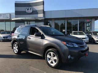 Used 2013 Toyota RAV4 XLE 4WD Fully Loaded Only 74,000KM for sale in Langley, BC