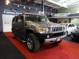 Used 2008 Hummer H2 LIMITED / NAVIGATION / REAR ENTERTAINMENT for sale in North York, ON