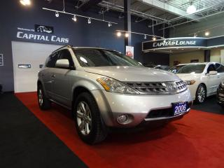 Used 2006 Nissan Murano SL / AWD / HEATED SEATS / POWER GROUP for sale in North York, ON