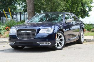 Used 2017 Chrysler 300 C Platinum*HEMI*Pano Roof*Quilted Leather*EXECUTIV for sale in Mississauga, ON